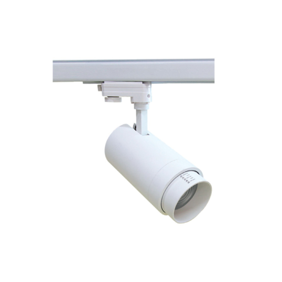 VARIO 40W 3000K fehér sínes lámpatest 15°-60°