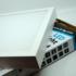 Kép 4/5 - CAPRI S225 20W 4500K felületre szerelhető szögletes lámpatest