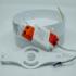 Kép 4/5 - FSL DELUX R206 12W 4000K felületre szerelhető kerek lámpatest