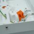 Kép 4/5 - FSL DELUX S106 18W 4000K felületre szerelhető szögletes mélysugárzó
