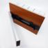 Kép 3/5 - PRO BOX DELUX 12 modulos süllyesztett elosztó doboz Tölgy