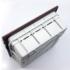 Kép 2/4 - PRO BOX DELUX 12 modulos süllyesztett elosztó doboz Wenge