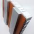 Kép 3/4 - PRO BOX DELUX 24 modulos süllyesztett elosztó doboz Tölgy