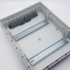 Kép 4/4 - PRO BOX DELUX 24 modulos süllyesztett elosztó doboz Tölgy