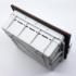 Kép 2/4 - PRO BOX DELUX 8 modulos süllyesztett elosztó doboz Tölgy