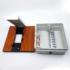 Kép 3/4 - PRO BOX DELUX 8 modulos süllyesztett elosztó doboz Tölgy