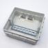 Kép 4/4 - PRO BOX DELUX 8 modulos süllyesztett elosztó doboz Tölgy
