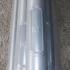 Kép 2/3 - STS POLE 6M/2 galvanizált 2 részből álló lámpatartó oszlop 6m